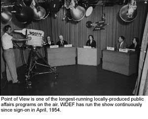 Wdef History Pov 1954